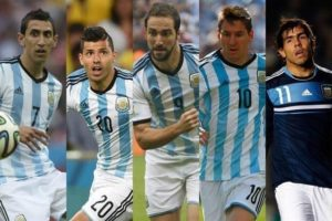 Argentina-Golden-Generation