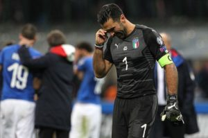 Buffon-Crying