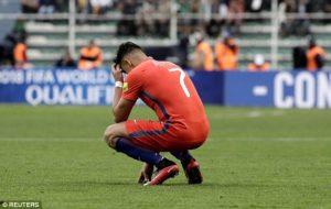 Sanchez-Misses-World-Cup